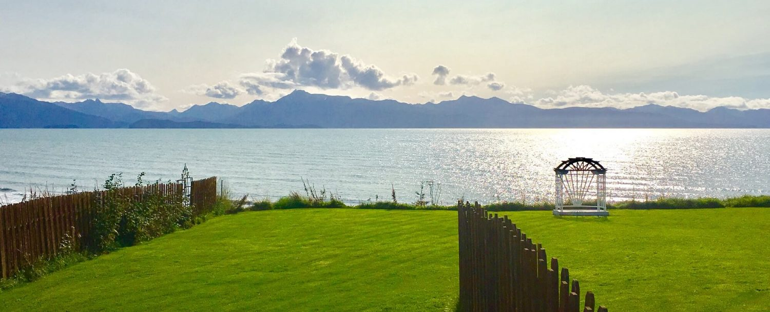Kachemak Cottage View