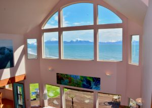 Seaside Upstairs View