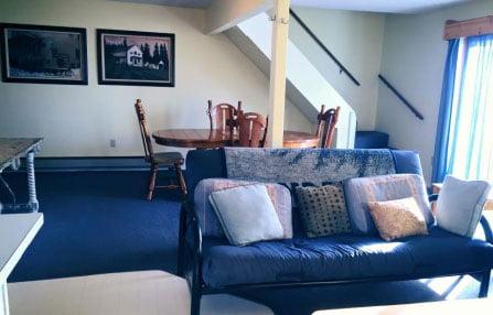 Modern Lodge interior