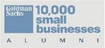 Goldman Sachs 10000 Small Businesses Alumni logo