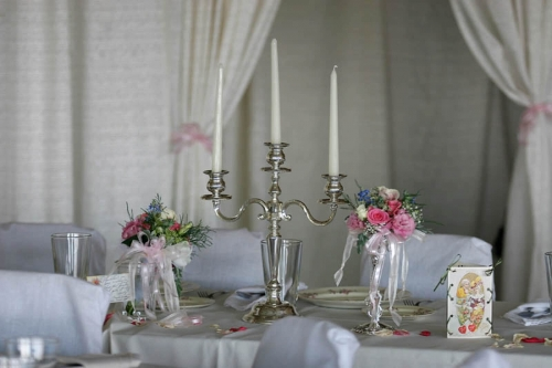 candlestick for wedding