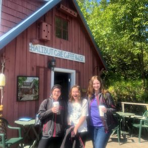 Halibut Cove Coffeehouse